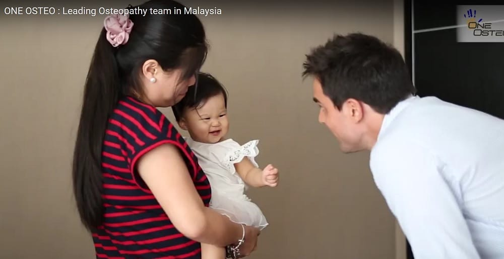 One Osteo leading osteopathy team in malaysia